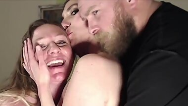 Midwife Tongue Kisses Pregnant Wife and The Dude Abides